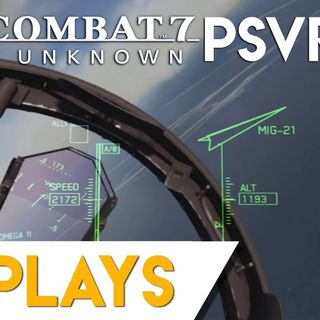 Ace Combat 7 VR Gameplay Video