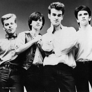 This charming man di The Smiths