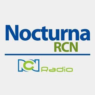 Julián Parra entrevista a Olga Cecilia Vega en La Nocturna de RCN Radio