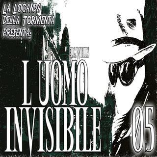 Audiolibro L'Uomo Invisibile - Capitolo 05 - H.G. Wells