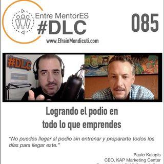 EntreMentorES #DLC 085 con Paulo Kalapis