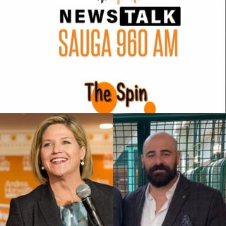 The Spin - July 14, 2020 - Life in Politics with Andrea Horwath & COVID 19 in the NHL