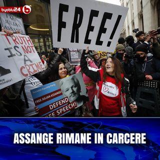 Julian Assange, la strada verso la libertà è ancora lunga – Berenice Galli