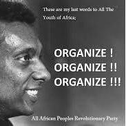 Salute to Kwame Toure