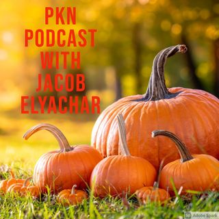 PKN Media Podcast Episode #1-Pumpkins On TV