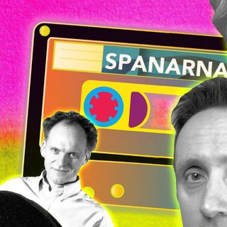 Allt slås ihop – Sveriges Radio liksom politiken, Landsbygden invaderas av direktörer & Dataspel ersätter tvåloperan – Sommarbonus från 1998