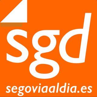 Salimos por Segovia