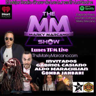 Tonight !! Invitados El Cantante Gabriel Casiano  Comedian Aldo Marachlian  Gomba Jahbari