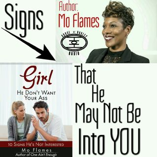 Signs That He May Not Be Into YOU