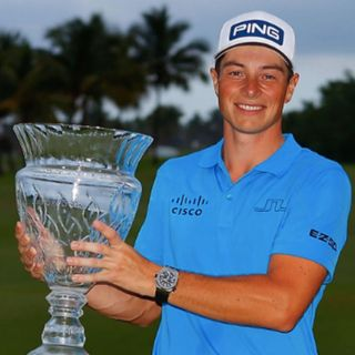 First Tour Win for Young Norwegian