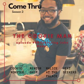 The Cookie Man #88 featuring John Reed