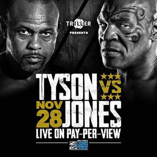 Mike Tyson vs Roy Jones Jr Alternative Commentary