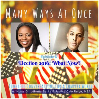 Election Day 2016: What Now?