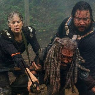 "The Walking Dead S08E04 ""Some Guy"""