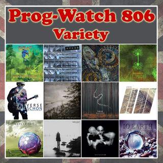 Episode 806 - Variety
