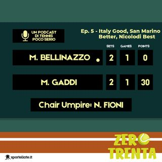 Ep.5 - Italy Good, San Marino Better, Nicolodi Best