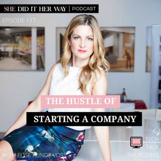 SDH117: The Hustle of Starting a Company with Elise Runde Voss