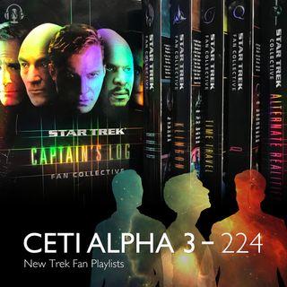 224 - New Trek Fan Playlists