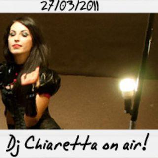Dance to the radio - Dj Chiaretta on air (27.03.2011)