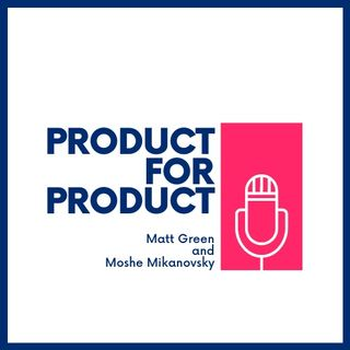 Welcome to Product for Product