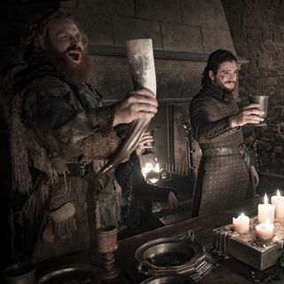 """#32: Game of Thrones S8E4 - Reviewing """"The Last of the Starks"""" plus Kings Landing DEATHPOOL Draft!"""