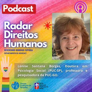 #033 - Direitos das mulheres que amam outras mulheres com a Dra. Lenise Santana Borges