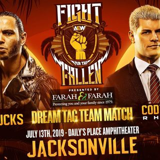 TV Party Tonight: AEW Fight For the Fallen and EVOLVE 10th Anniversary Reviews