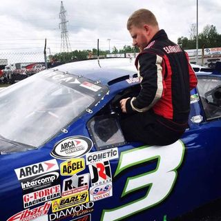 Off the Track: Guest NASCAR Driver Bobby Earnhardt