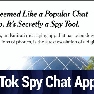 Totok Spy Chat App Removed From App Store | TWiT Bits