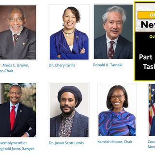 News Too Real:  Pt 2 -AB 3121 Task Force expert presenters discuss discrimination in education, life
