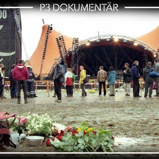 Dödstragedin på Roskildefestivalen