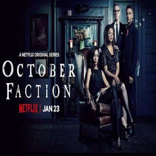 TV Party Tonight: October Faction (season 1)
