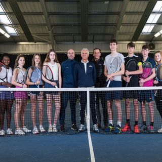 #SportCentral - Stirling Uni Tennis Academy