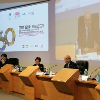 60 anni di Roma'60, evento conclusivo all'Inail