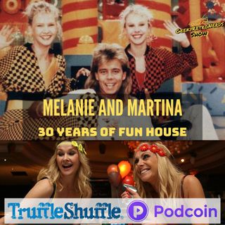The Fun House twins Melanie and Martina - 30 Years of Fun House