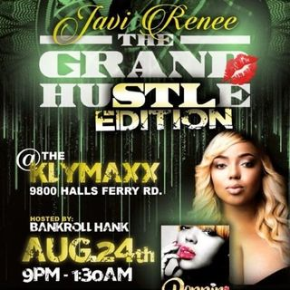 Javi Renee GRAND HUSTLE
