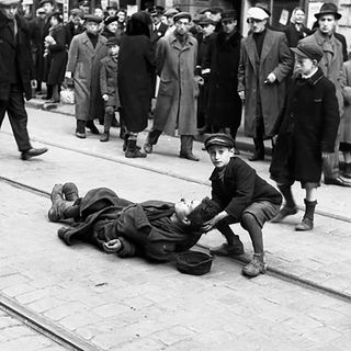 Quando il distanziamento batté il tifo nel Ghetto di Varsavia