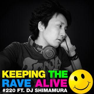 Episode 220: feat DJ Shimamura!