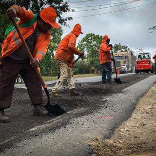 Obras públicas de Nicaragua un banquete para la corrupción