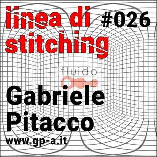 Ep. 26 - Gabriele Pitacco - Realtà immersive ed architettura