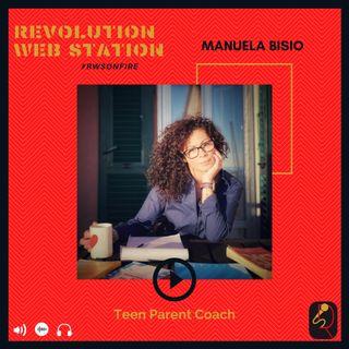 INTERVISTA MANUELA BISIO - TEEN PARENT COACH