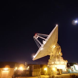 43E-55-RADAR Telescopes Pair Up To ImageNEA
