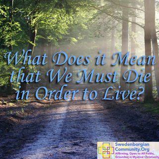 What Does it Mean That We Must Die in Order to Live? Interfaith, Mystical Christian Reflection
