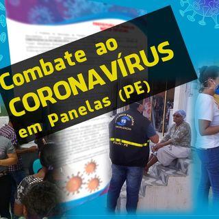 Quanto dinheiro o município recebeu para combater o coronavírus