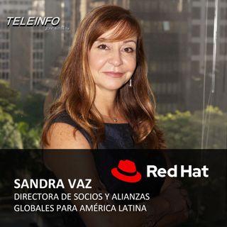 SANDRA VAZ ES LA NUEVA DIRECTORA DE SOCIOS Y ALIANZAS GLOBALES LATAM EN RED HAT