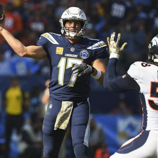BTB #111: Scout's Eye Preview | Broncos at Chargers | Week 5