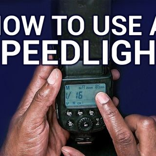 Hands-On Photography 40: Flash Photography Lesson