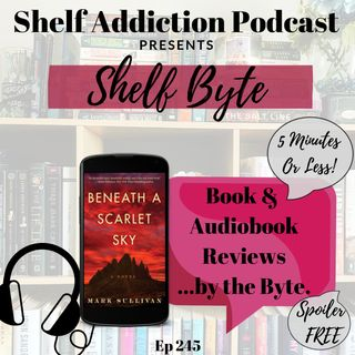 Review of Beneath a Scarlet Sky | Shelf Byte