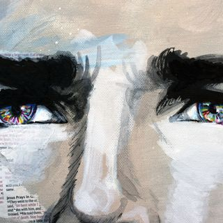 Eyes of Christ