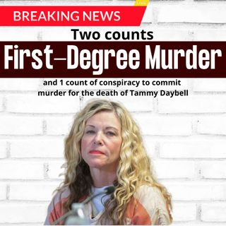 BREAKING NEWS in the Lori Vallow/Chad Daybell Case: Murder Charges!!